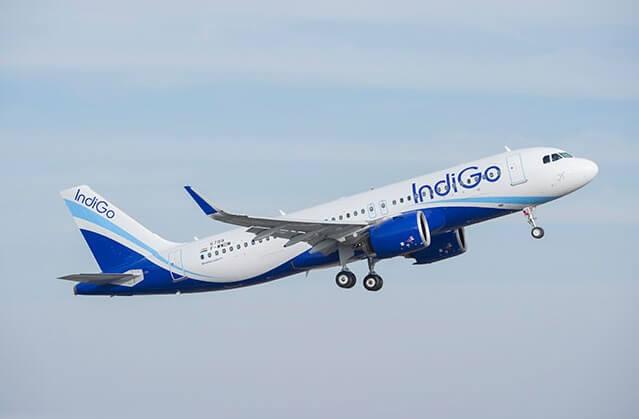 インディゴ航空