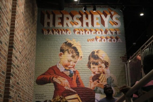 ハーシーズチョコレートワールドの行き方