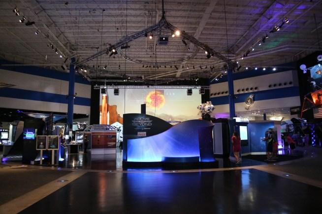 ジョンソン宇宙センターのギャラリー