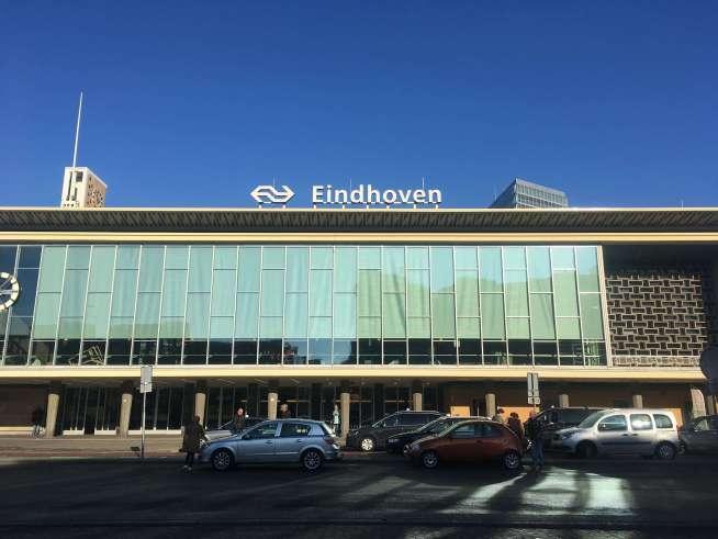 オランダ鉄道のアイントホーフェン駅