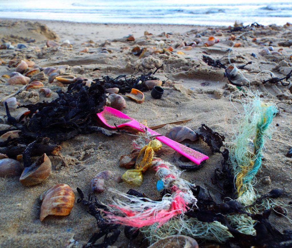 Turning The Tide On Ocean Plastics