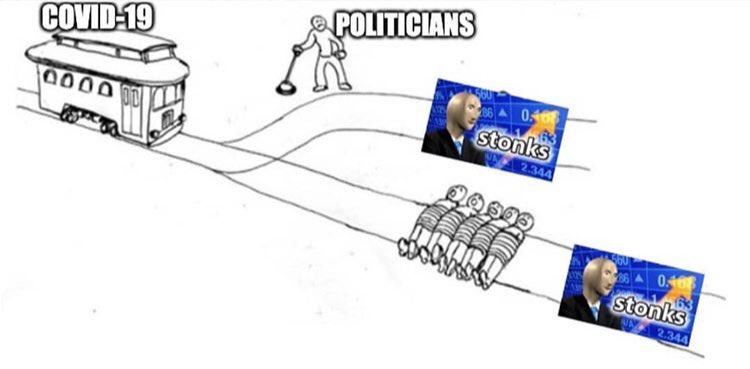 The Trolley Problem Is The Perfect Meme For Our Government S