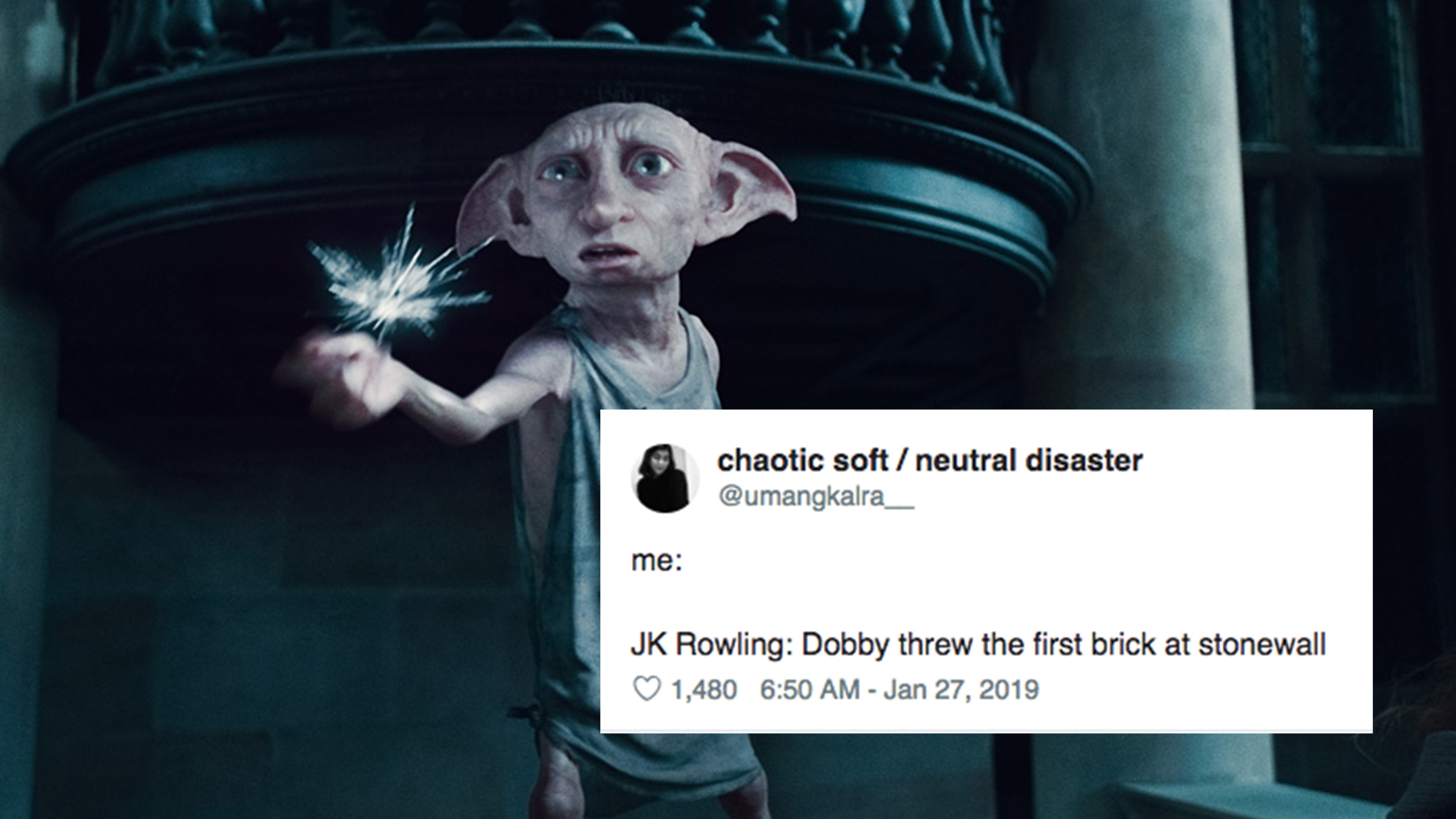 Jk Rowling Meme Life In The Realm Of Fantasy