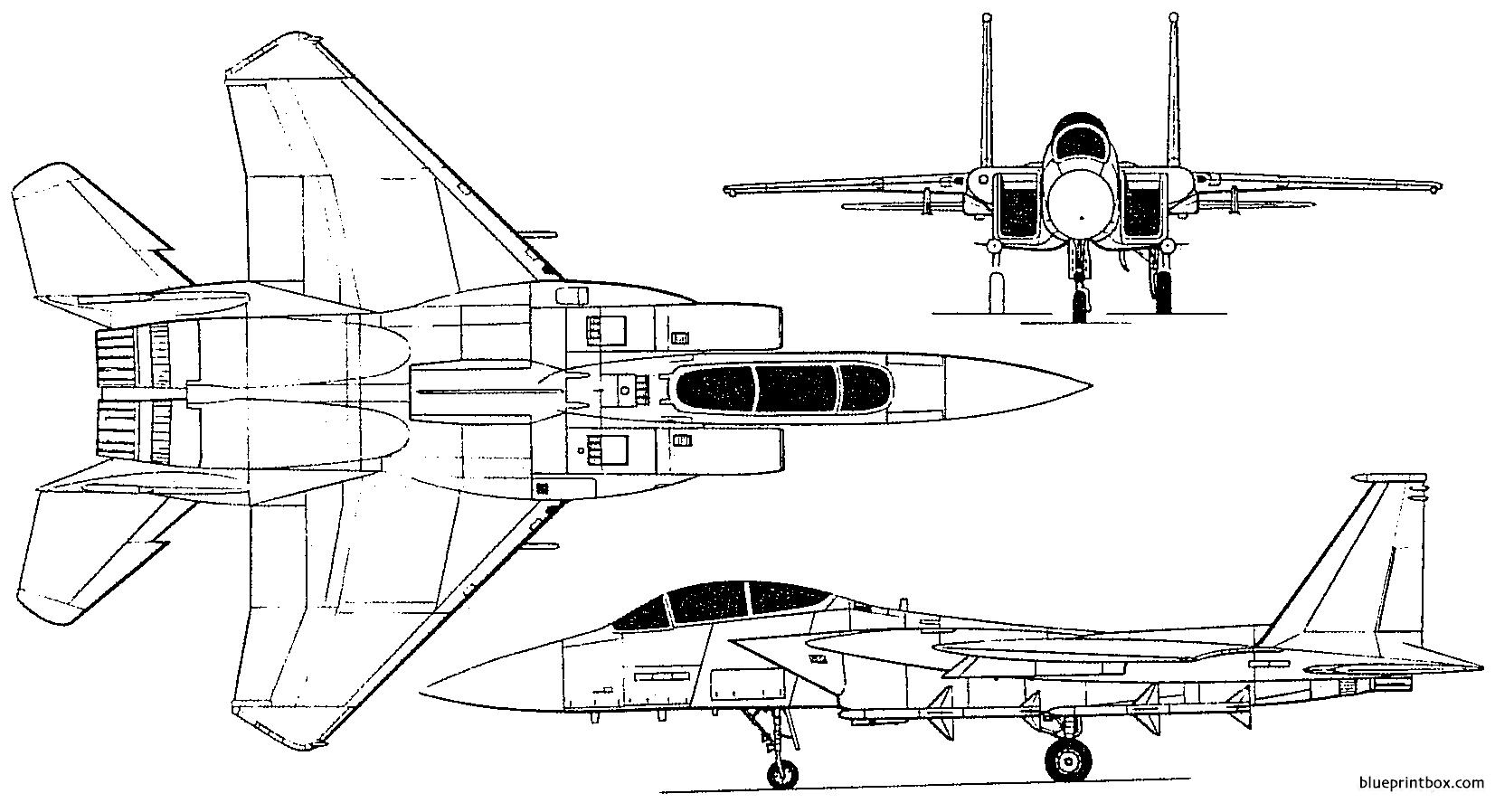 Mcdonnell Douglas F 15 Eagle Usa