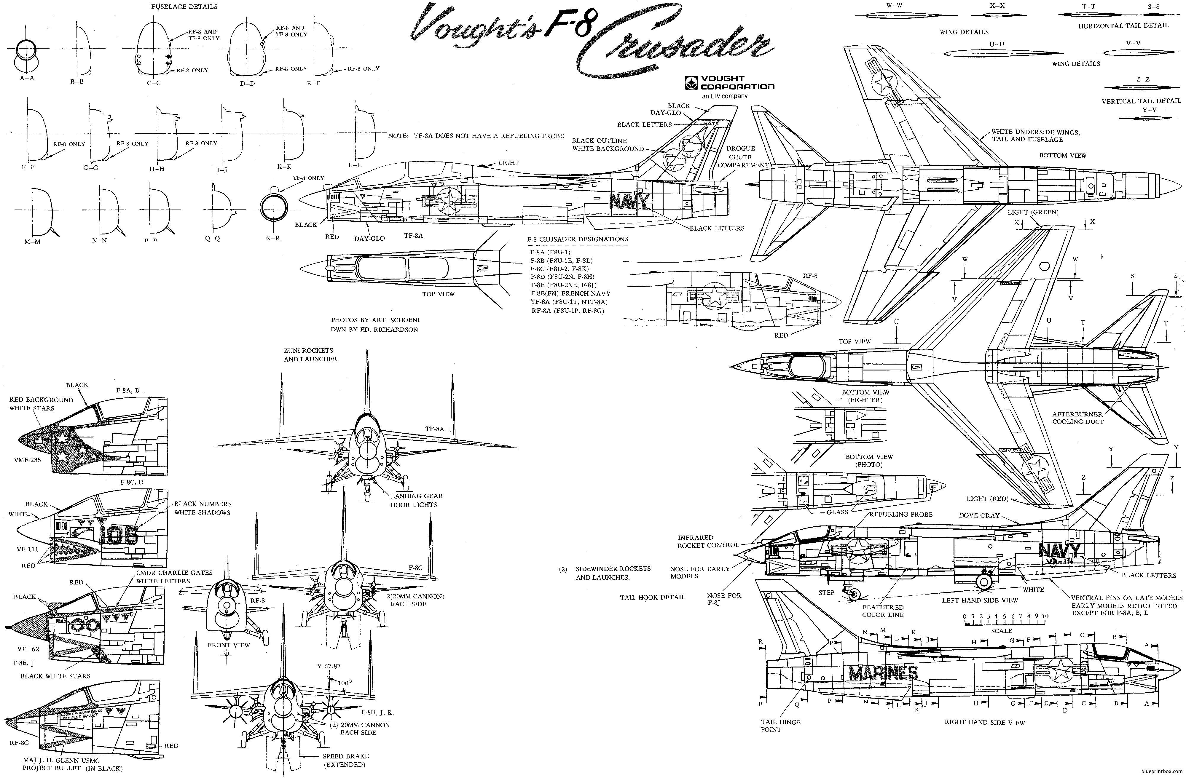 Ltv F 8 Crusader
