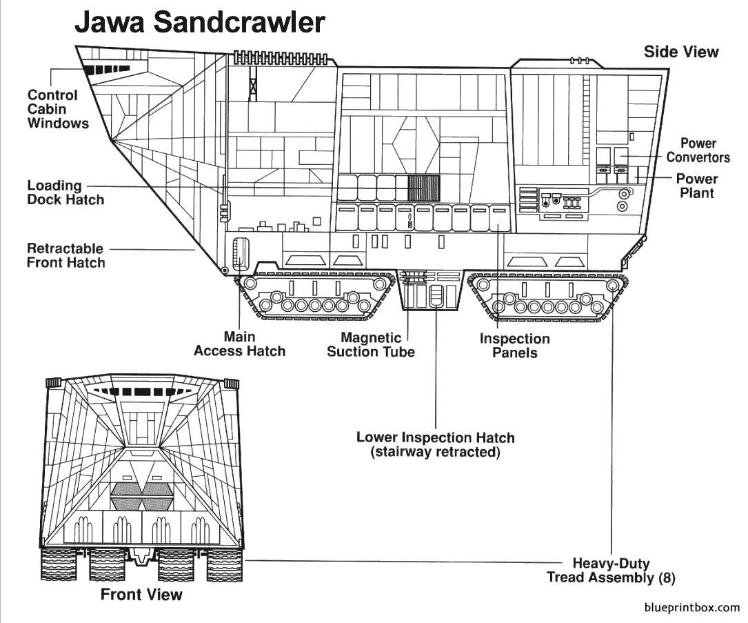 Jawa Sandcrawler