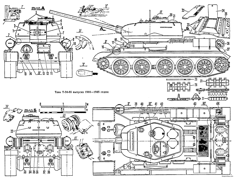 T 34 85 5