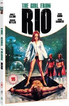 Girl from rio dvd
