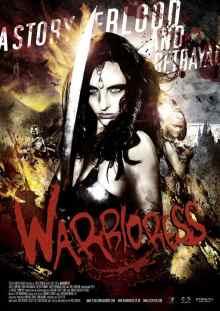 Warrioress poster