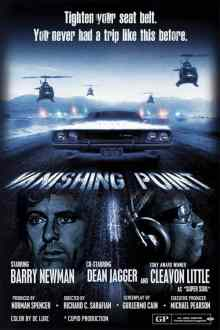vanishing point poster cult movies