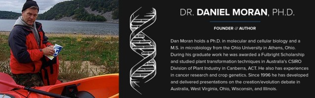 Daniel Moran, Ph.D.