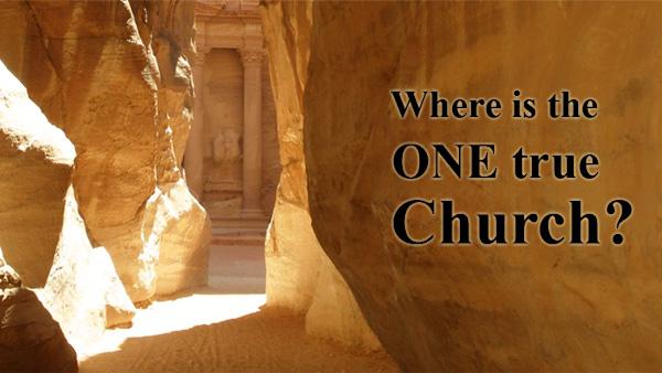 one-true-church
