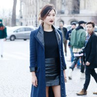 Nicole Warne by Claire Guillon - CGstreetstyle