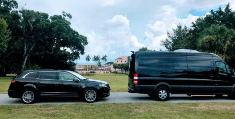 Sarasota Luxury Sedans Limousines Limos Destination Services