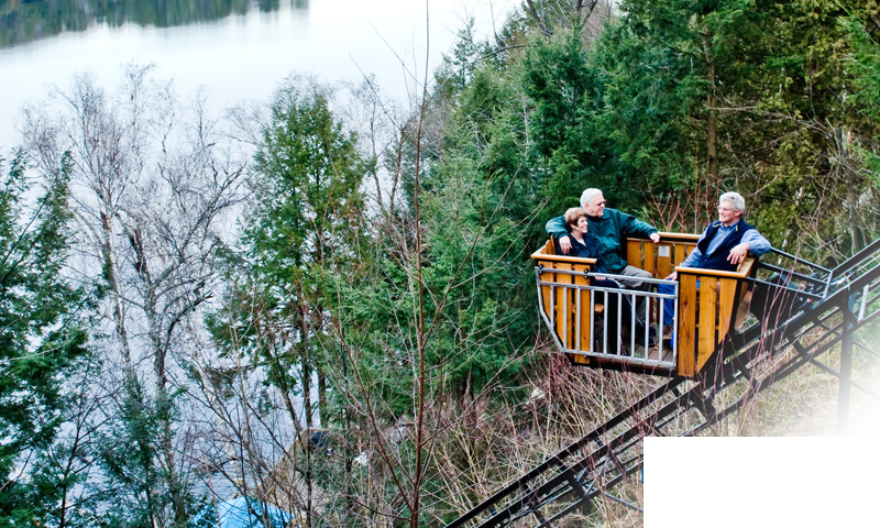 TransLink/DNV to install funicular connecting Riverside with Berkley