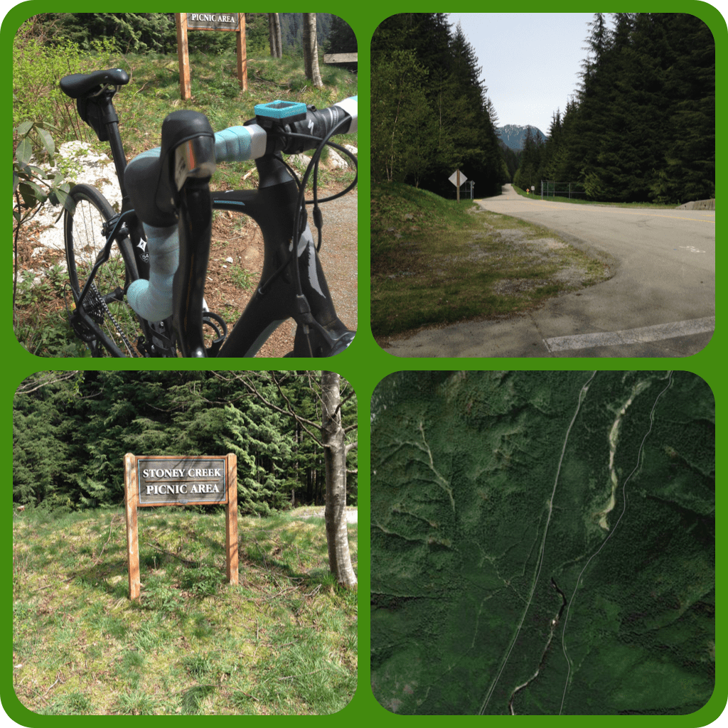 Pedal Power – Lower Seymour Conservation Reserve