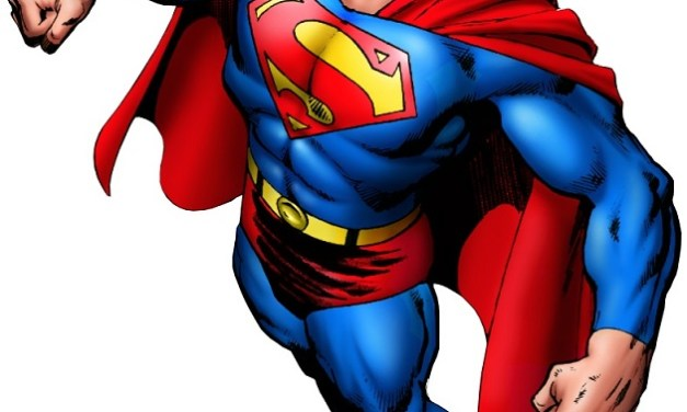 Superman by Brent Price will give you a laugh and a lesson!