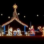 Don't Miss the Christmas Lights at the Trail of Waldensian this year.