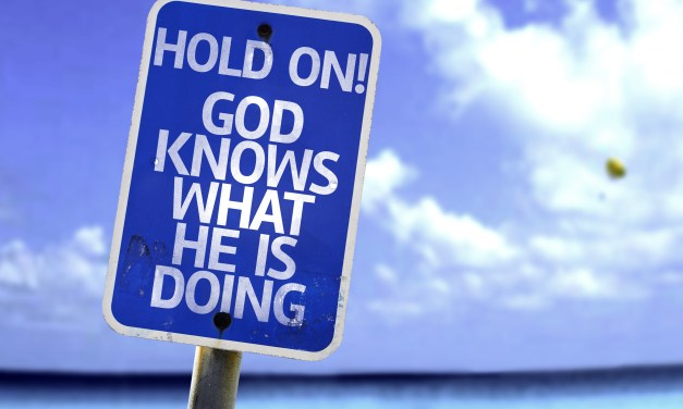 Trusting God in Times of Change