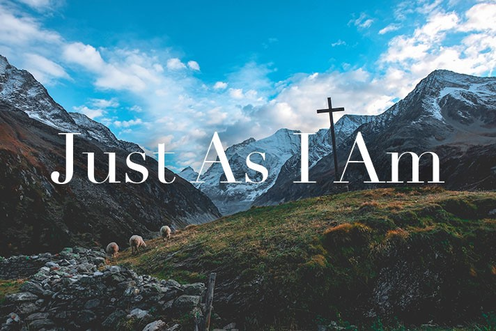 Just As I Am by Lizzy Long