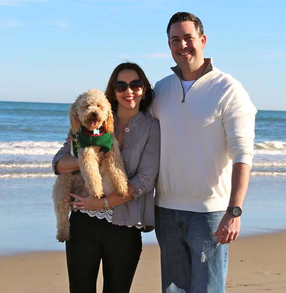 Goldendoodle-at-the-beach