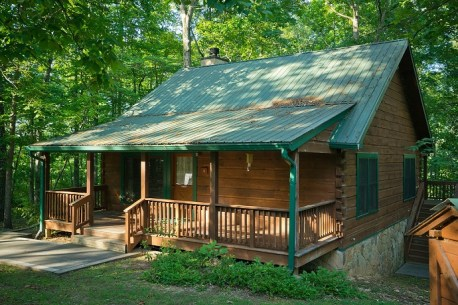 James H Floyd State Park Cabin Rentals, North Georgia Mountains via GAStateParks.org
