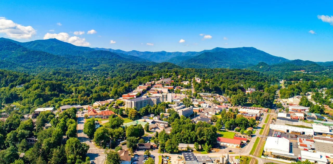 Best Small Towns in Western North Carolina