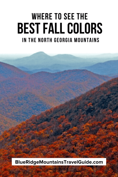 Fall in the Mountains of North Georgia (Where to See the Best Fall Colors) | mountains of north georgia | north ga mountains | blue ridge mountains in fall | blue ridge mountains fall blue ridge mountains in fall | blue ridge fall | autumn in georgia | fall colors in georgia | georgia fall colors | fall colors georgia | north georgia fall colors | fall colors in north georgia fall colors north georgia best place to see fall colors in georgia best fall foliage in georgia blue ridge autumn fall colors in helen ga georgia autumn leaves autumn leaves in georgia where to see fall colors in georgia best fall colors in georgia