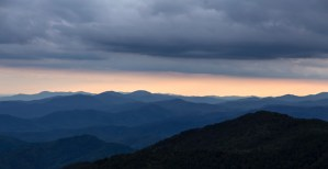 Pisgah National Forest - Blue Ridge Mountains