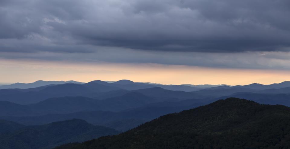Pisgah National Forest - Blue Ridge Mountains