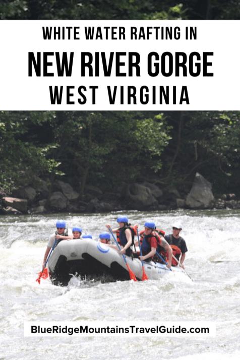 Rafting-New-River-West-Virginia