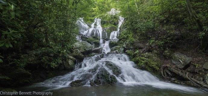 Best Pisgah Trails - Catawba Falls