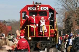 Blue Ridge Scenic Railway Santa Expres