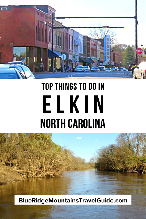 The Best Things to Do in Elkin NC (Blue Ridge Parkway MM 229) including a hip music venue, microbreweries, wine tastings, hiking, and antique shops. | north carolina towns | NC towns | small towns in north carolina | elkin north carolina | elkin nc restaurants | elkin rec center | elkin nc county | elkin municipal park | town of elkin nc | towns along the blue ridge parkway | blue ridge parkway towns | beautiful towns in north carolina | blue ridge parkway cities | mountain towns