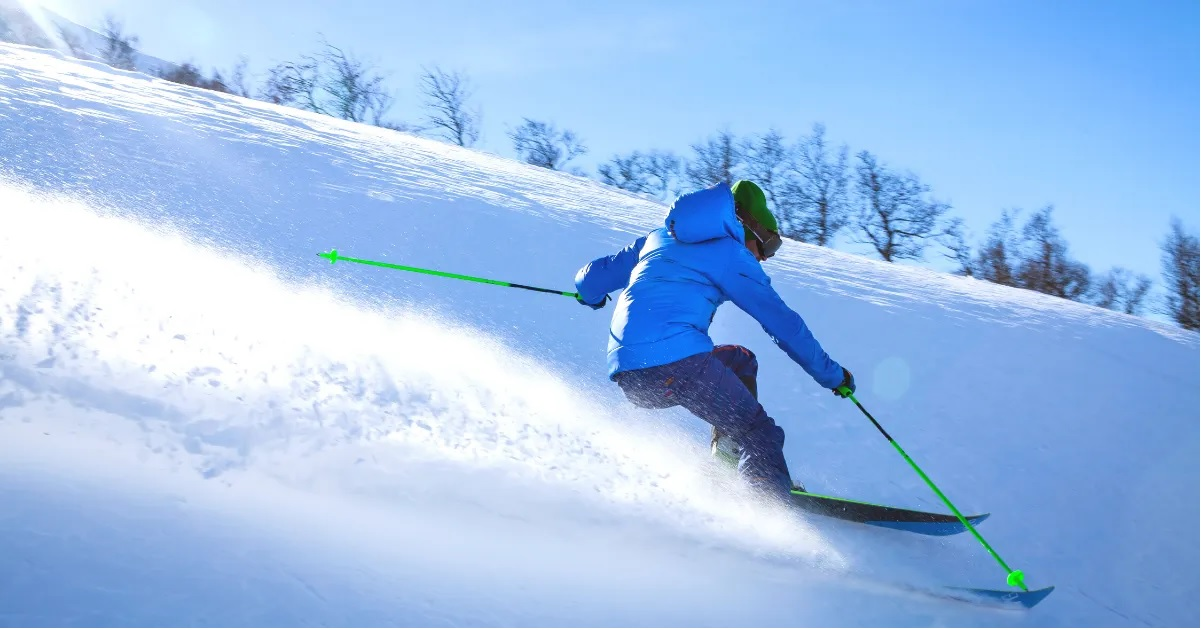 Best Snow-Skiing in NC