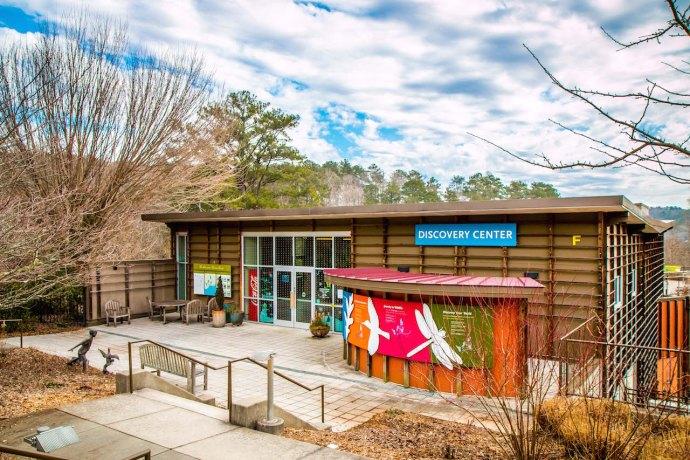 Chattahoochee Nature Center Discovery Center