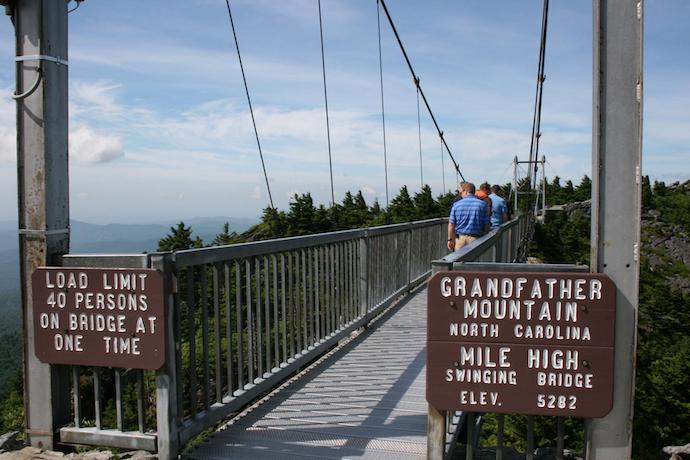 Things to Do in Boone Guide - Grandfather Mountain