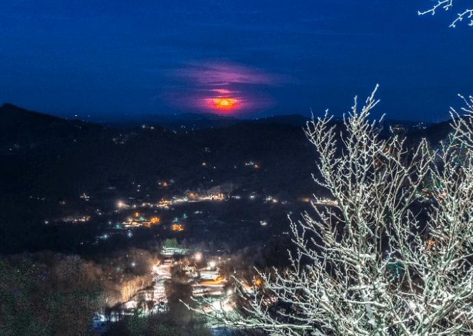 NC Ski resort in February