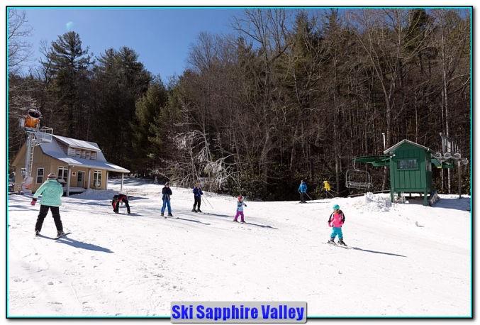Ski Sapphire Valley NC