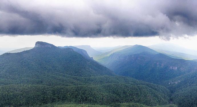 15 Best Western North Carolina Mountain Hikes - Table Rock