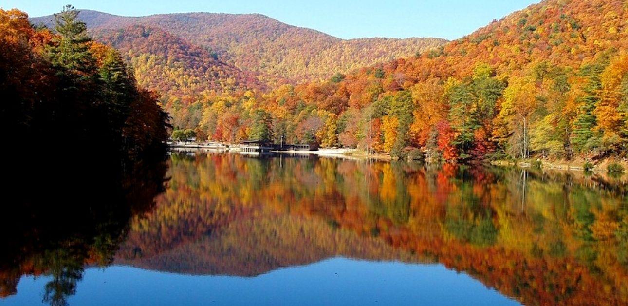Lake Trahlyta Vogel State Park - North Georgia Hiking Trails