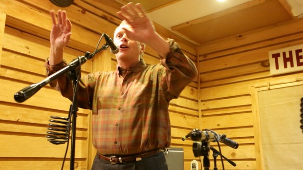 Democratic gubernatorial candidate Terry McAuliffe.  He's visited Floyd.  Where's Ken Cuccinelli?