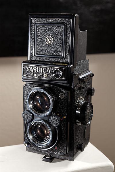 A Yashica Mat