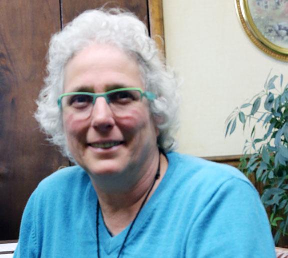 Linda DeVito Kuchenbuch: An early announced candidate