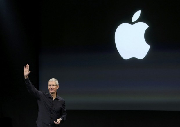 Tim Cook: Apple's CEO says he is gay and that his sexual orientation was 'a great gift of God.' (Robert Galgrath/Reuters)