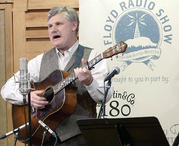 Jim Lloyd of Rural Retreat
