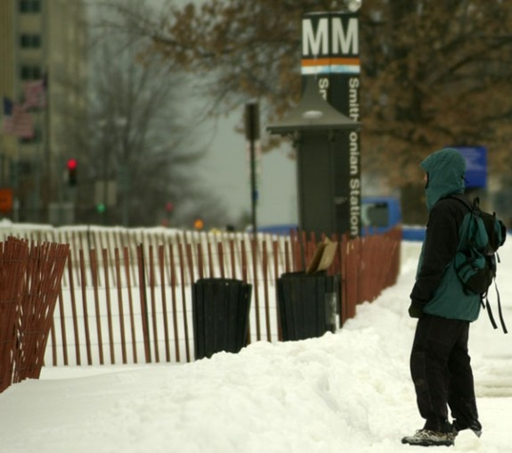 What? The Metro is closed?