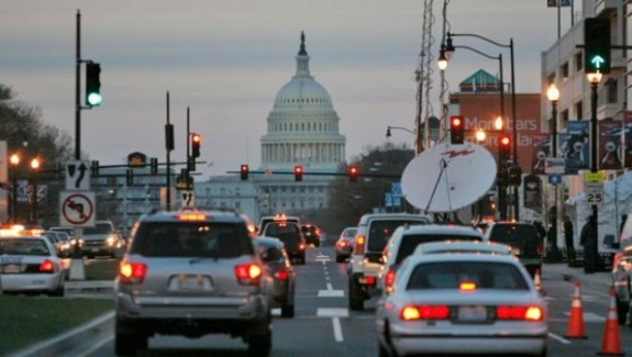 Want to get to the U.S. Capitol in Washington? The odds are you can't get there from here.