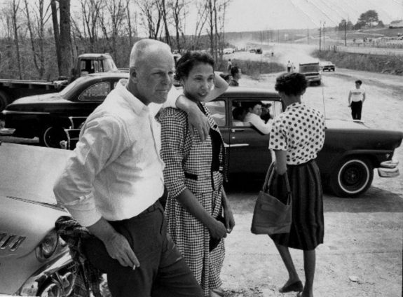Richard and Mildred Loving in the 1960s.