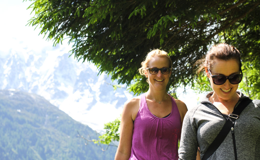 healthy food yoga retreat chamonix mont blanc alps vegan vegetarian hiking retreats spa hot tub